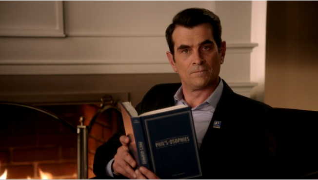 Phil dunphy of modern family not just a real estate for Modern realtors real estate