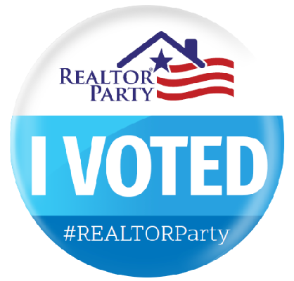 Realtor Party I Voted SAAR AZ